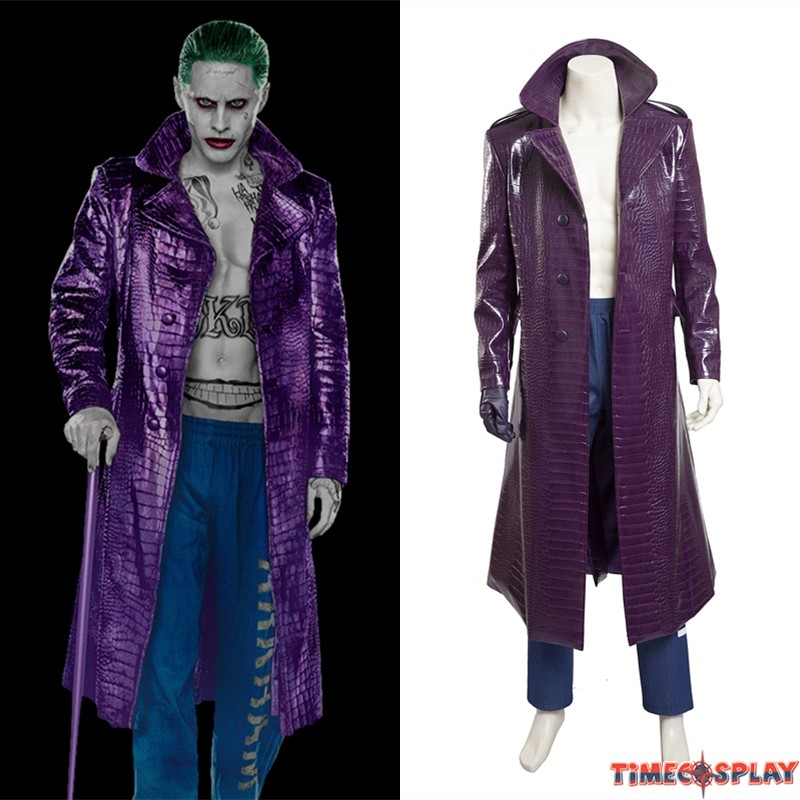 sc 1 st  TimeCosplay & Suicide Squad Joker Cosplay Costume