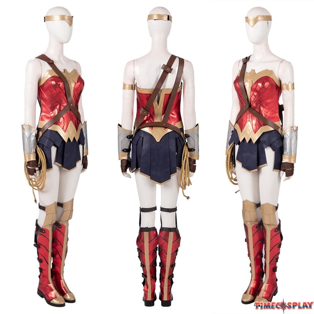 Wonder Woman 1984 Wonder Woman Cosplay Costume