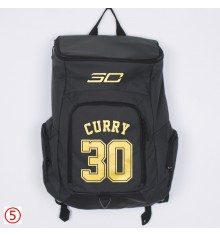 Golden State Warriors Stephen Curry 30 Logo Backpack