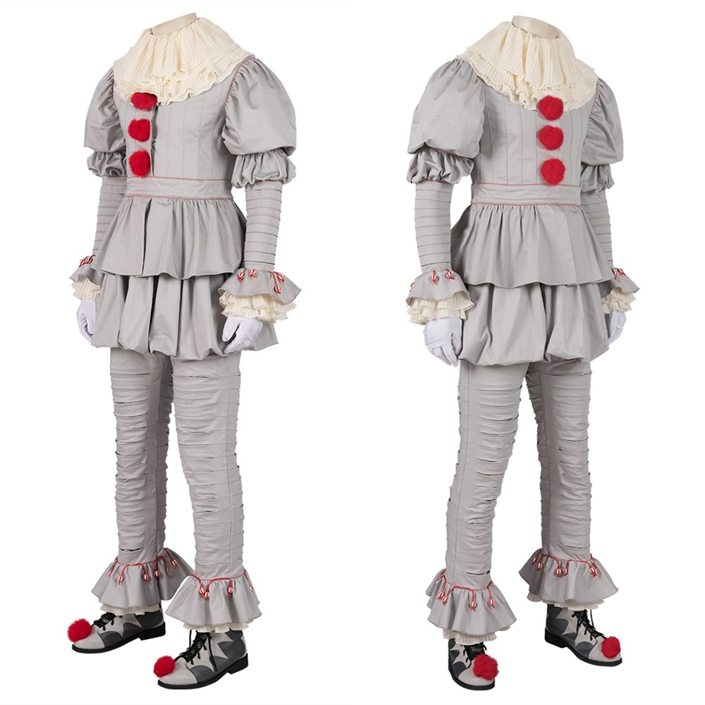 2019 It: Chapter Two Pennywise Cosplay Costume