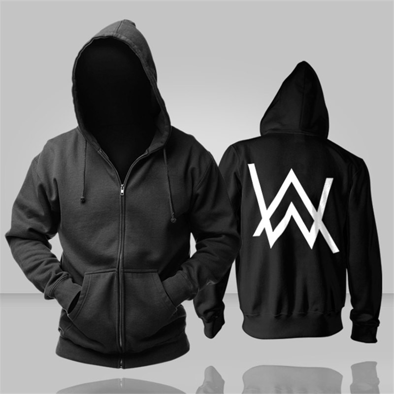 Alan Walker Faded Remix Zipper Hoodies