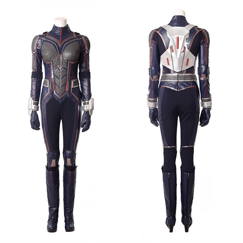 Ant-Man and the Wasp Cosplay Costume Hope van Dyne Costume Deluxe
