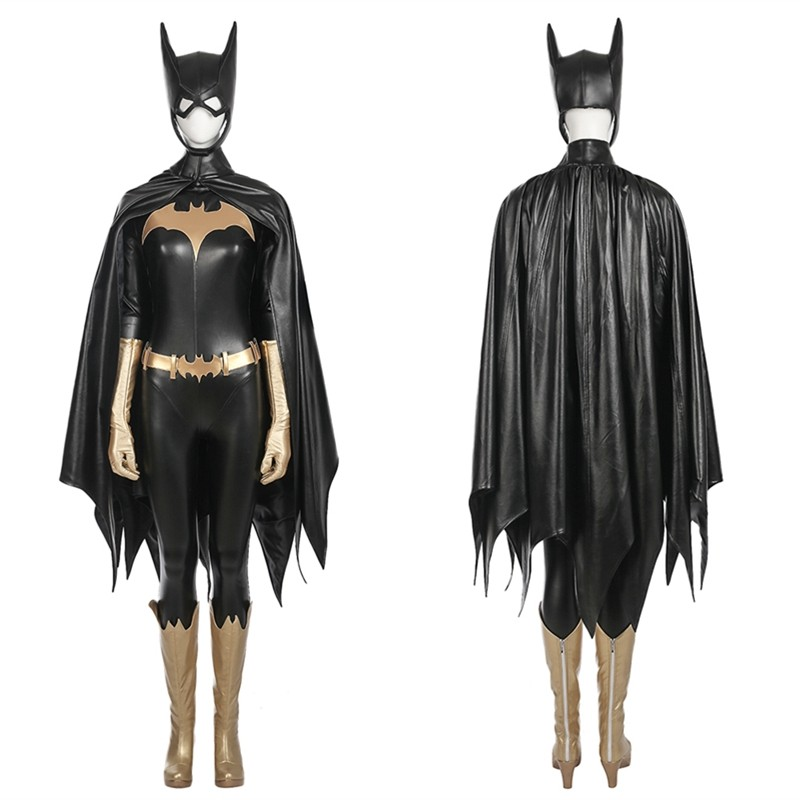 Arkham Knight Batgirl Jumpsuit Cosplay Costumes
