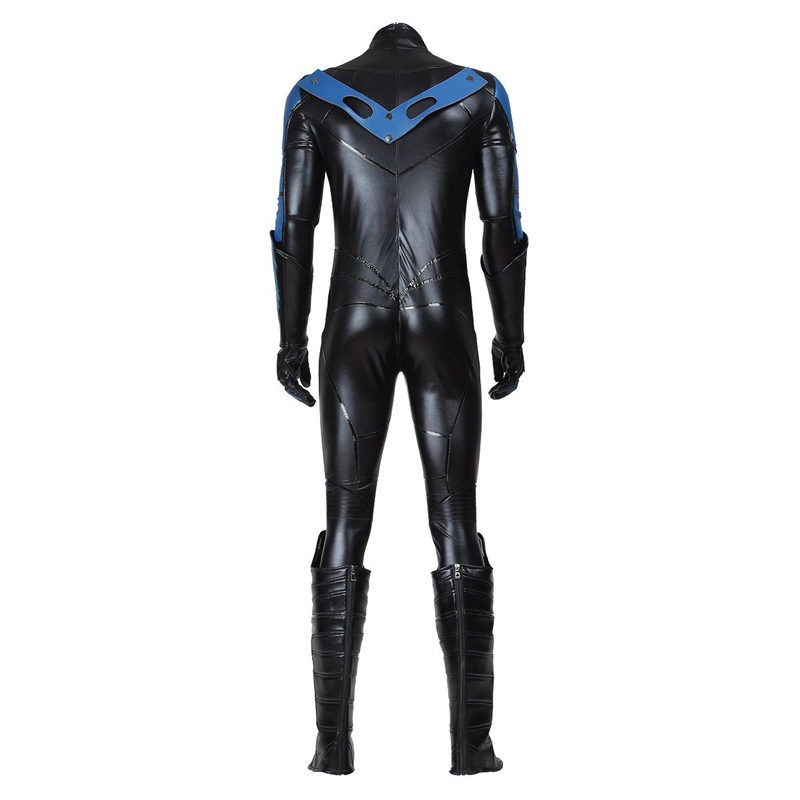 Arkham City Nightwing Cosplay Costumes