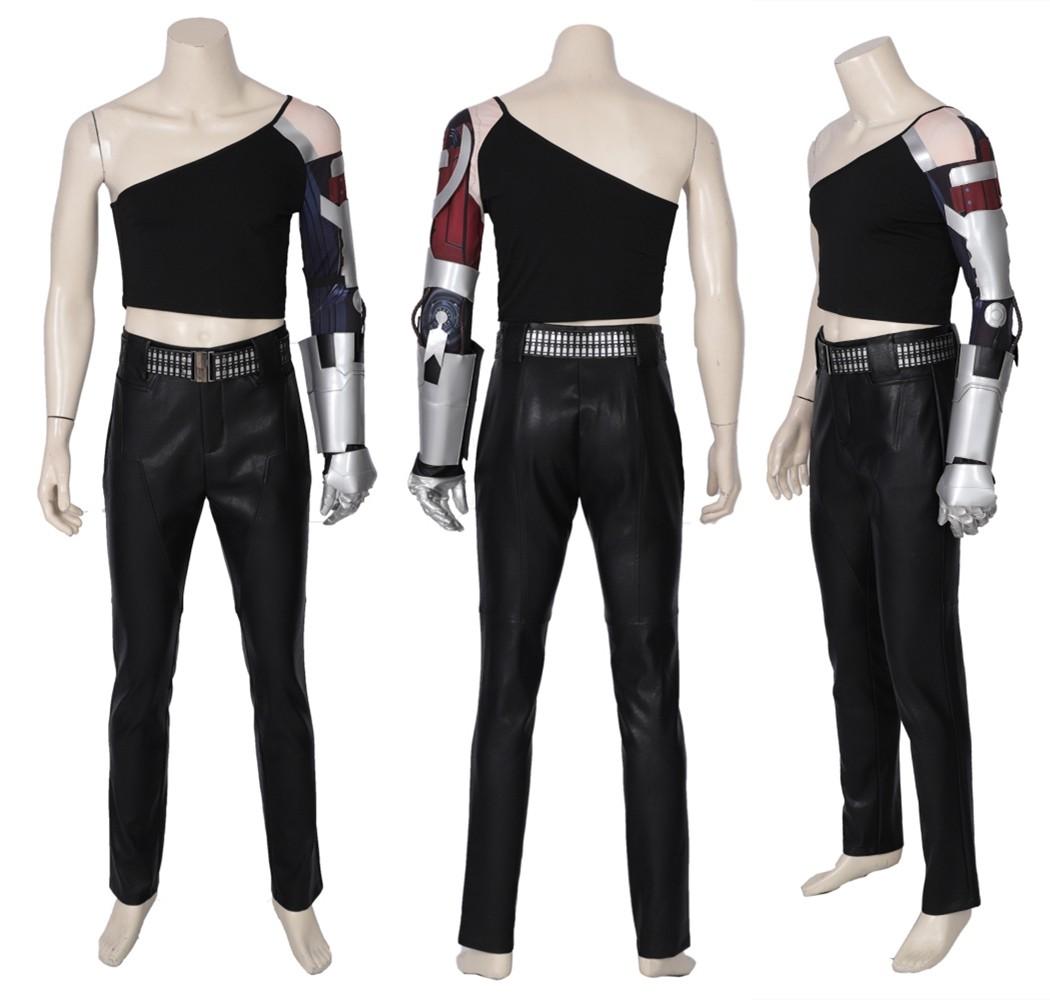 Cyberpunk 2077 Johnny Silverhand Cosplay Costume