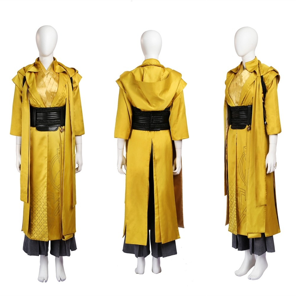 Doctor Strange Ancient One Cosplay Costume