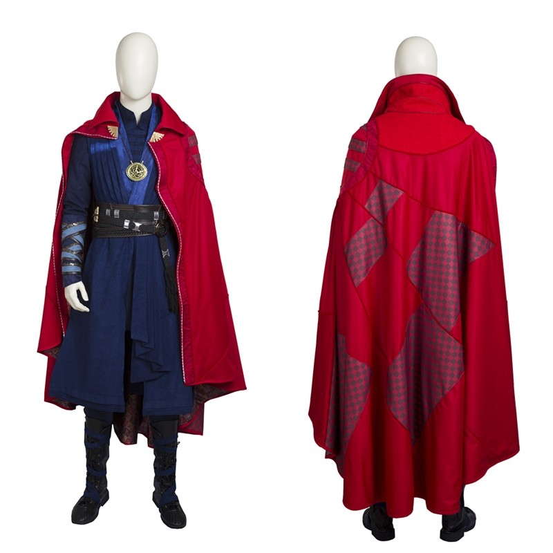 Doctor Strange Costume Stephen Vincent Cosplay Costume - Deluxe Version