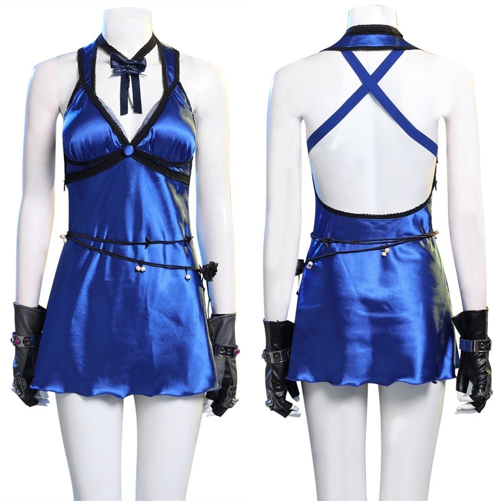 Final Fantasy Tifa Lockhart Cosplay Costume
