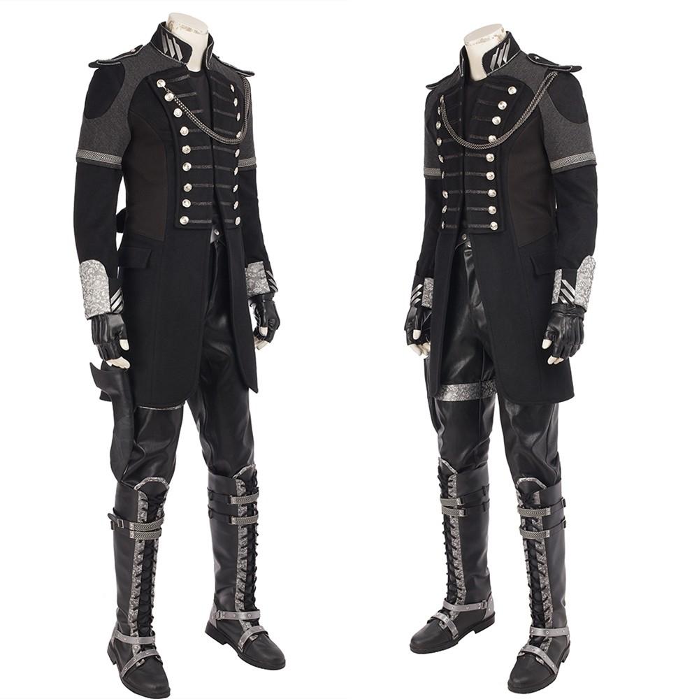 Final Fantasy XV Kingsglaive Cosplay Costume