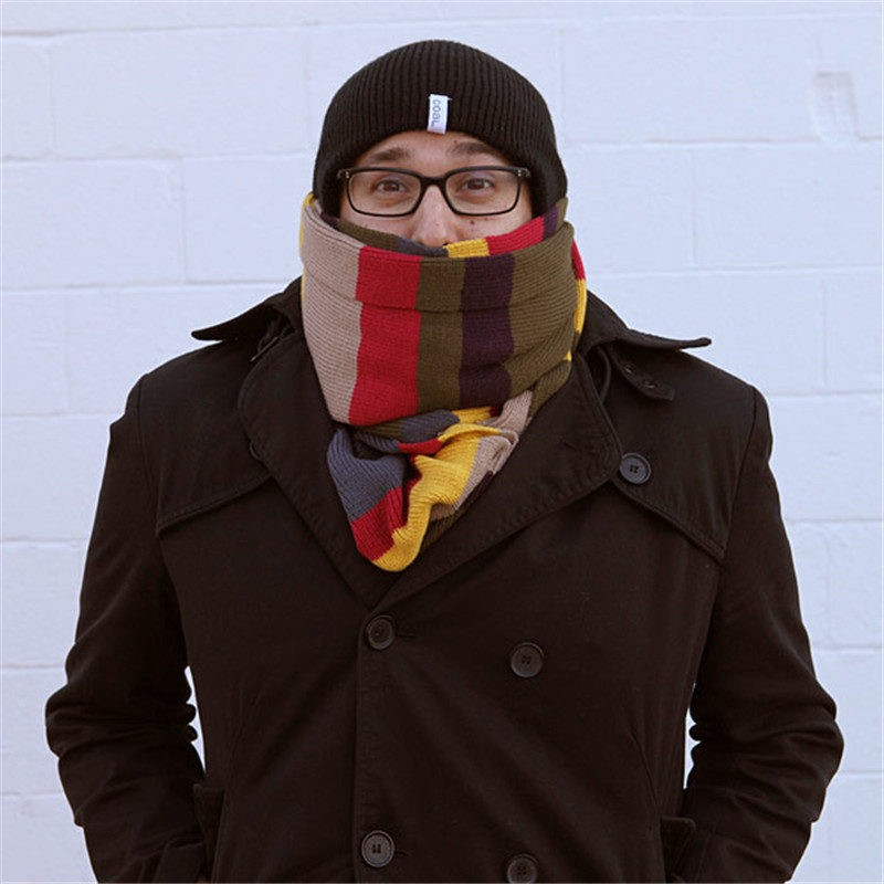 Fourth 4 Doctor Who 12 Foot Lengths Cosplay Scarf