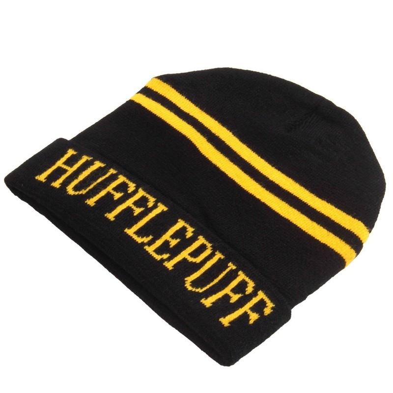 Harry Potter Hufflepuff Knit Hat Cap