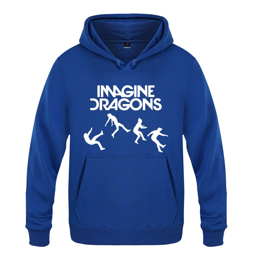 Imagine Dragons Night Visions Pullover Hoodies