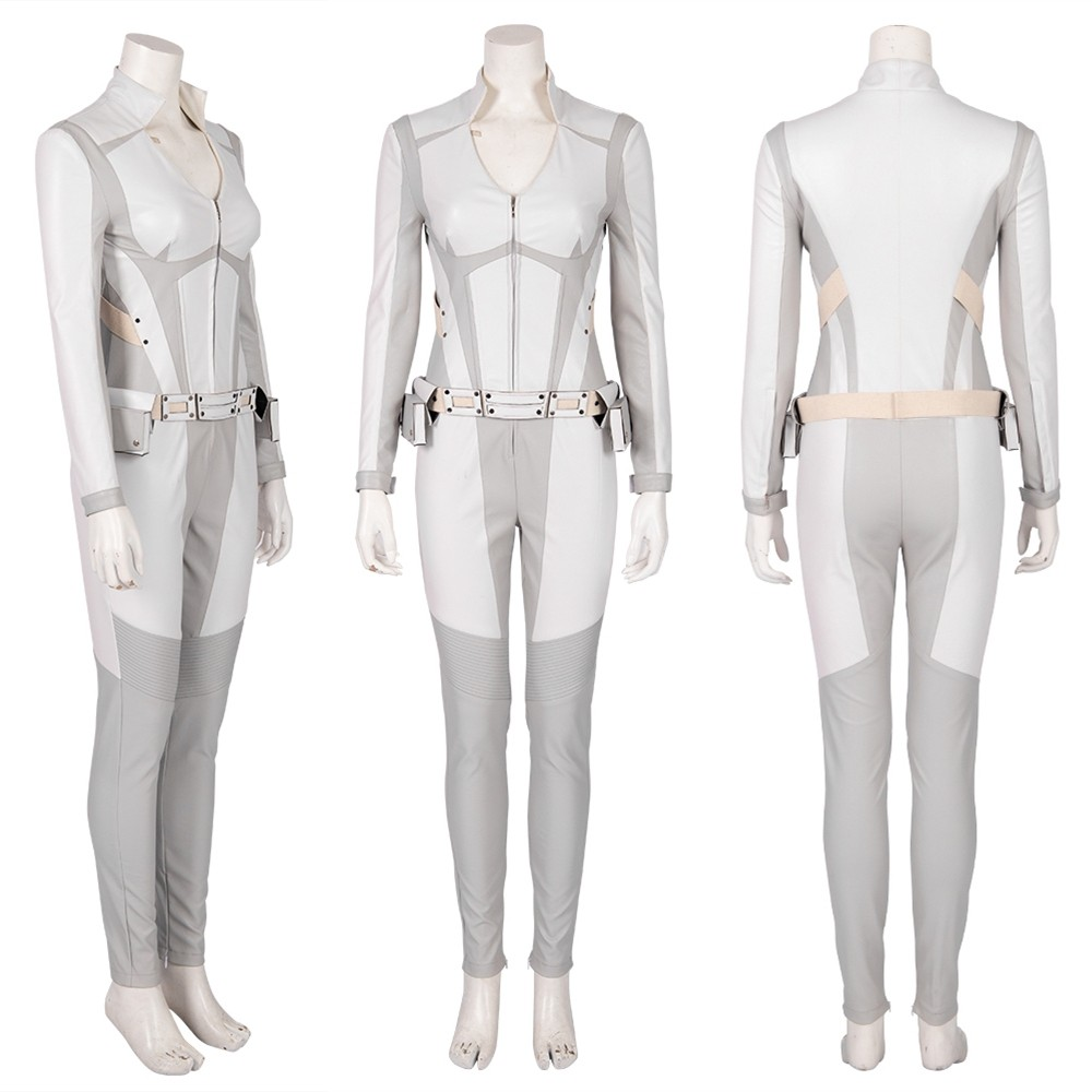 Legends of Tomorrow White Canary Cosplay Costume