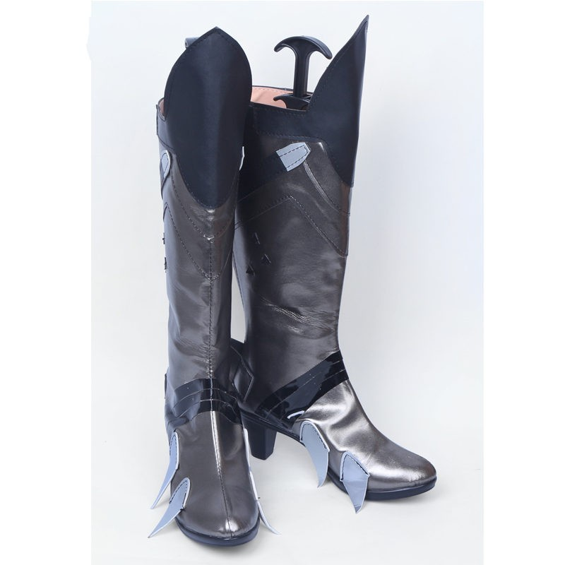 Overwatch Widowmaker Shoes Cosplay Halloween Boots