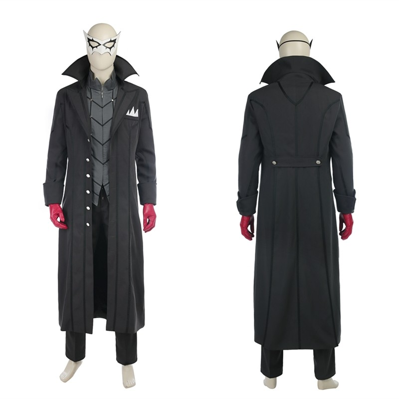 Persona 5 Kaitou Cosplay Costume Full Set