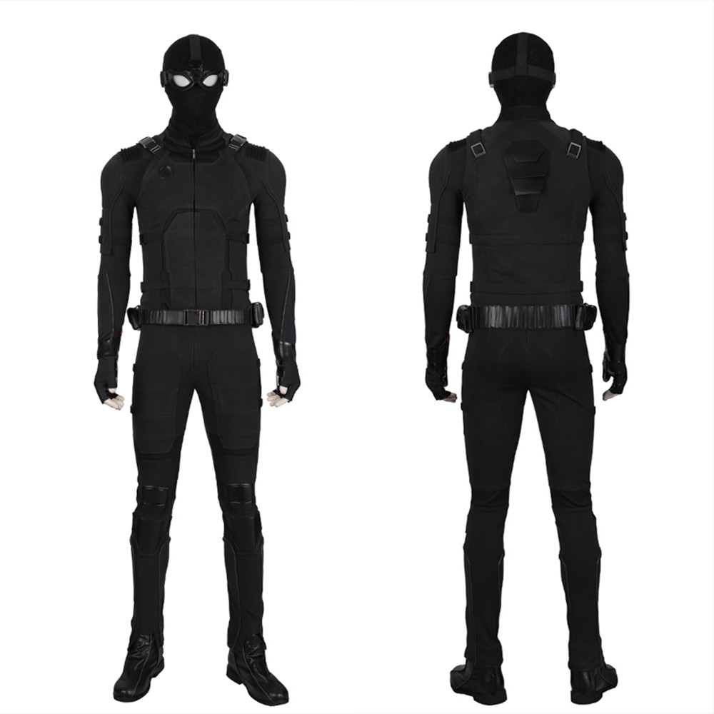 Spider-Man Far From Home Spiderman Cosplay Costume Deluxe