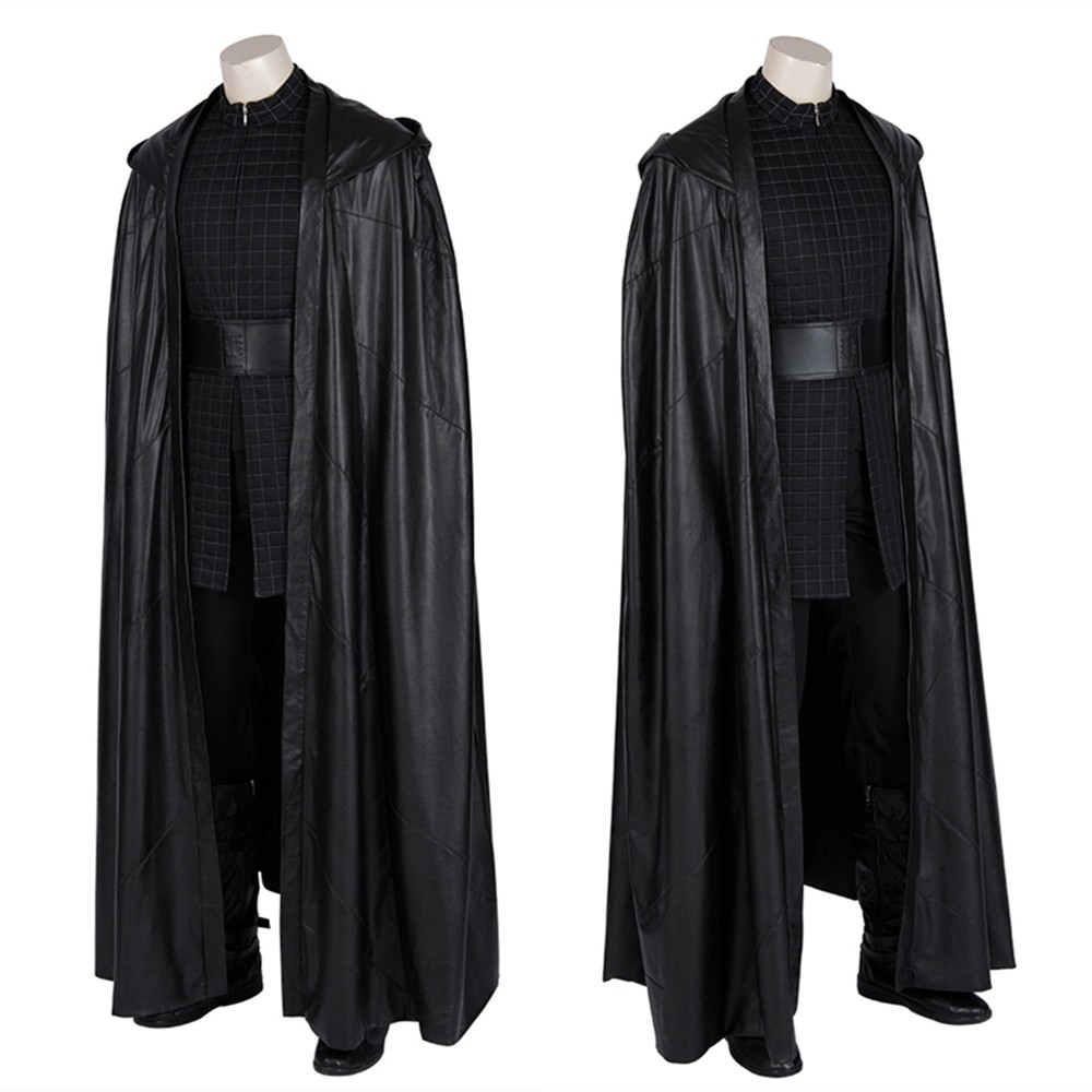 Star Wars The Rise of Skywalker Kylo Ren Cosplay Costume Deluxe