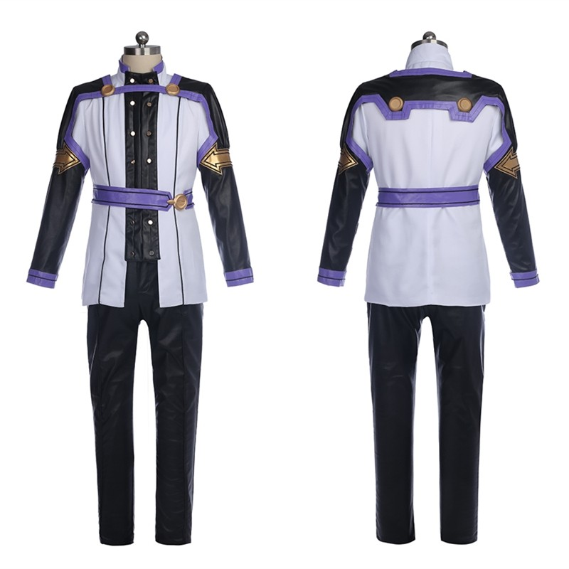 Sword Art Online Ordinal Scale SAO Kirito Cosplay Costume