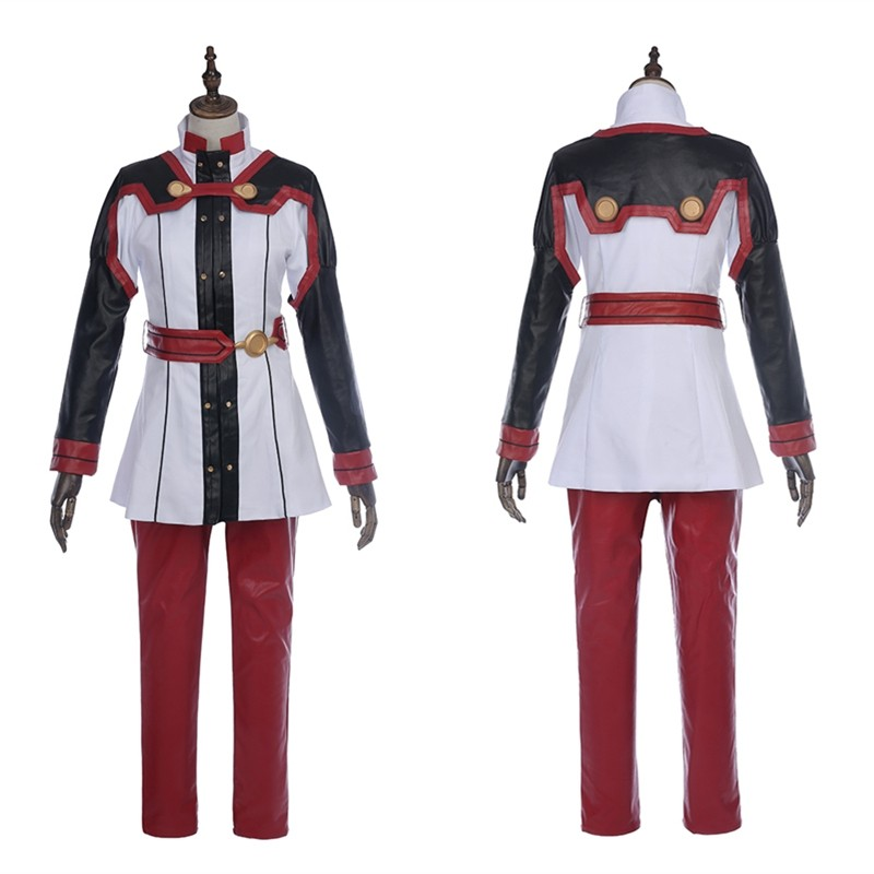 Sword Art Online Ordinal Scale Yuuki Asuna Cosplay Costume