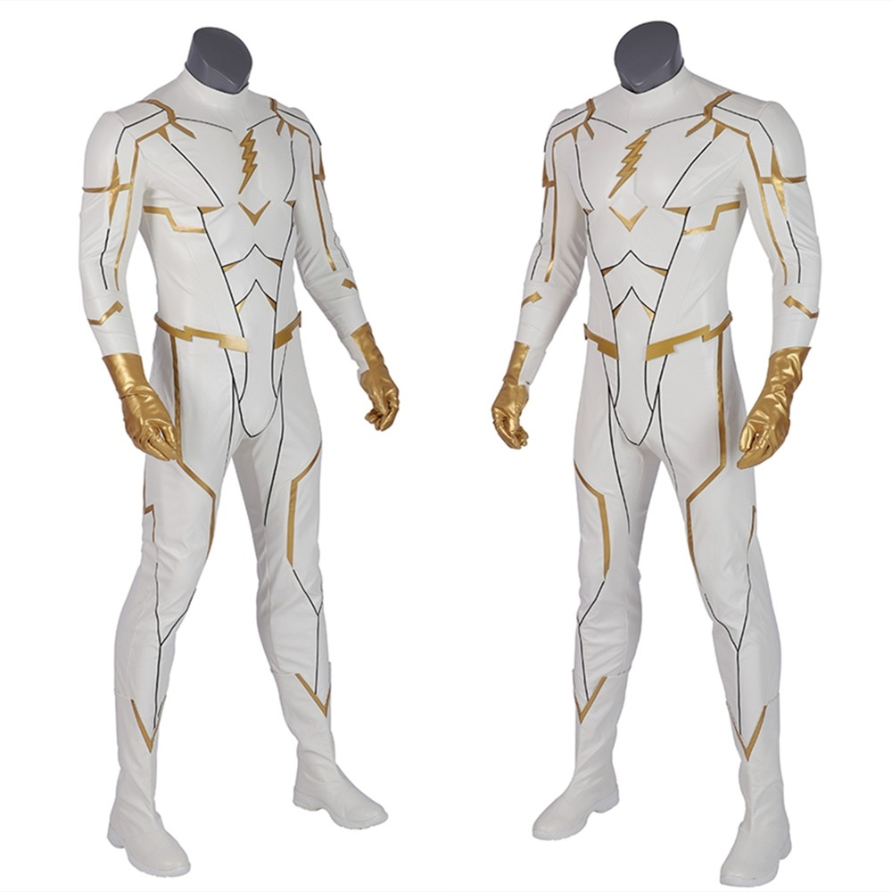 The Flash 5 Godspeed Cosplay Costume