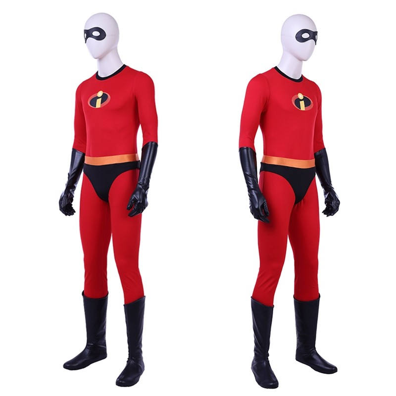 The Incredibles 2 Mr incredible Bob Parr Costume Costume