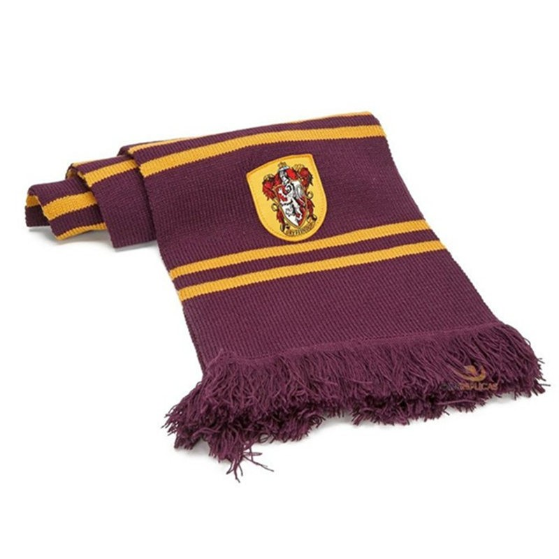 The Movie Harry Potter Gryffindor Wool Scarf