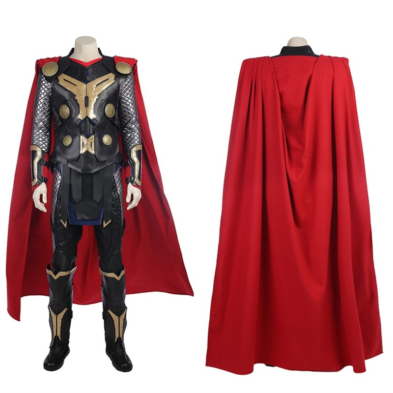Thor The Dark World Thor Costume Deluxe Cosplay Outfit