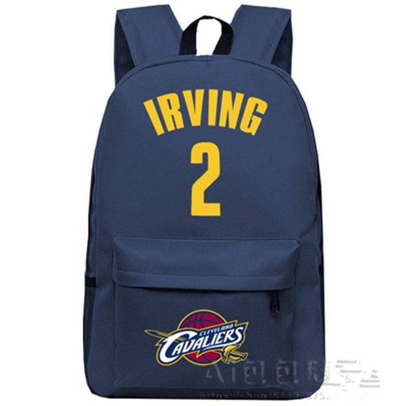 Cleveland Cavaliers IRVING Kyrie Irving 2 Backpack School Bag