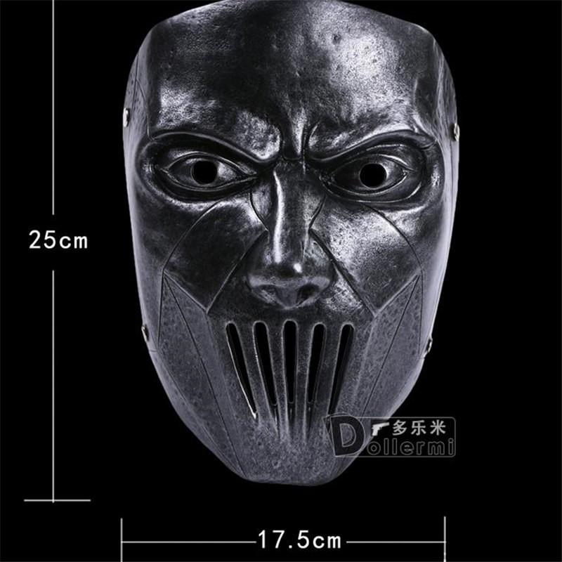 Timecosplay Slipknot Mick Thomson Resin Mask Halloween Cosplay