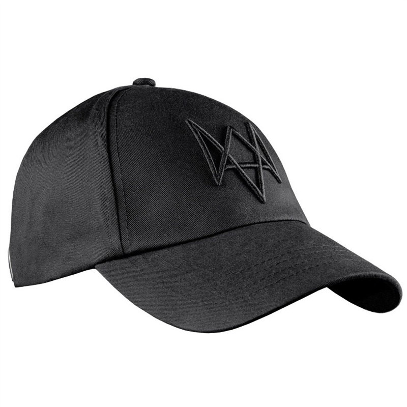 Watch Dogs Accessories Aiden Cosplay Mask Hat Cap