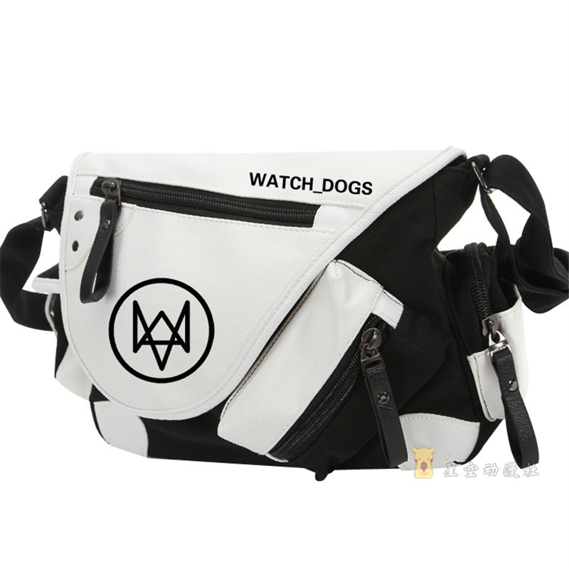 Watch Dogs Messenger Bags