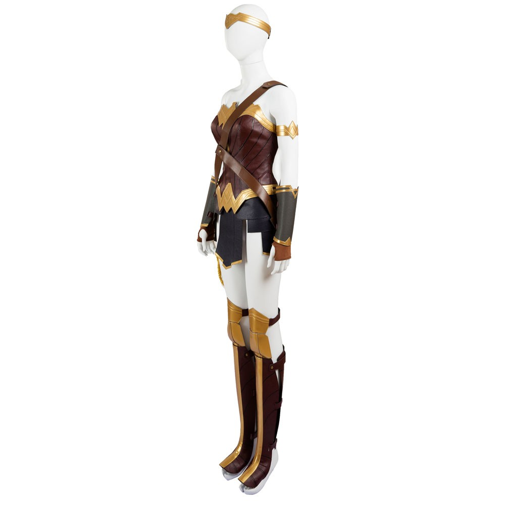 Wonder Woman Cosplay Costumes Deluxe Costumes