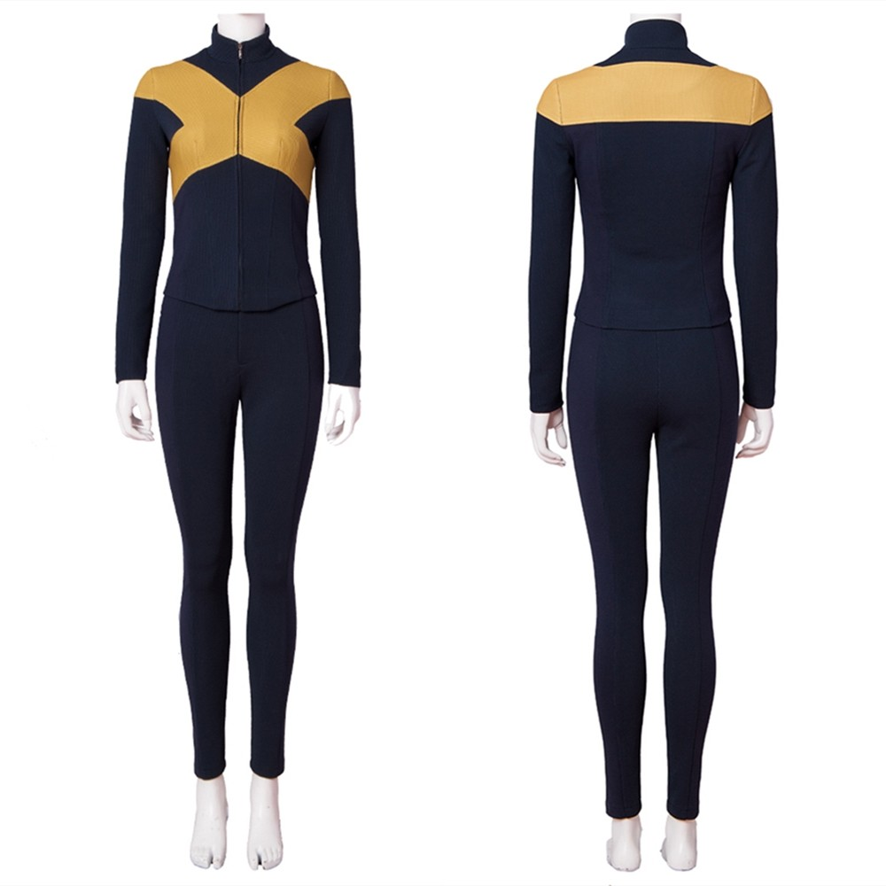 X-Men Dark Phoenix Female Cosplay Costume Uniform