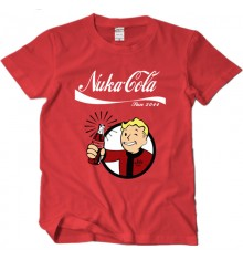 Fallout 4 Pipboy Nuka Cola T-Shirt