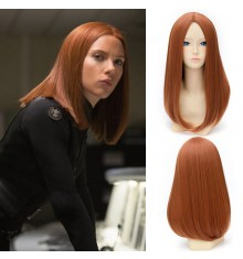 Black Widow Cosplay Wigs