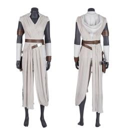 Star Wars The Rise of Skywalker Rey Cosplay Costume