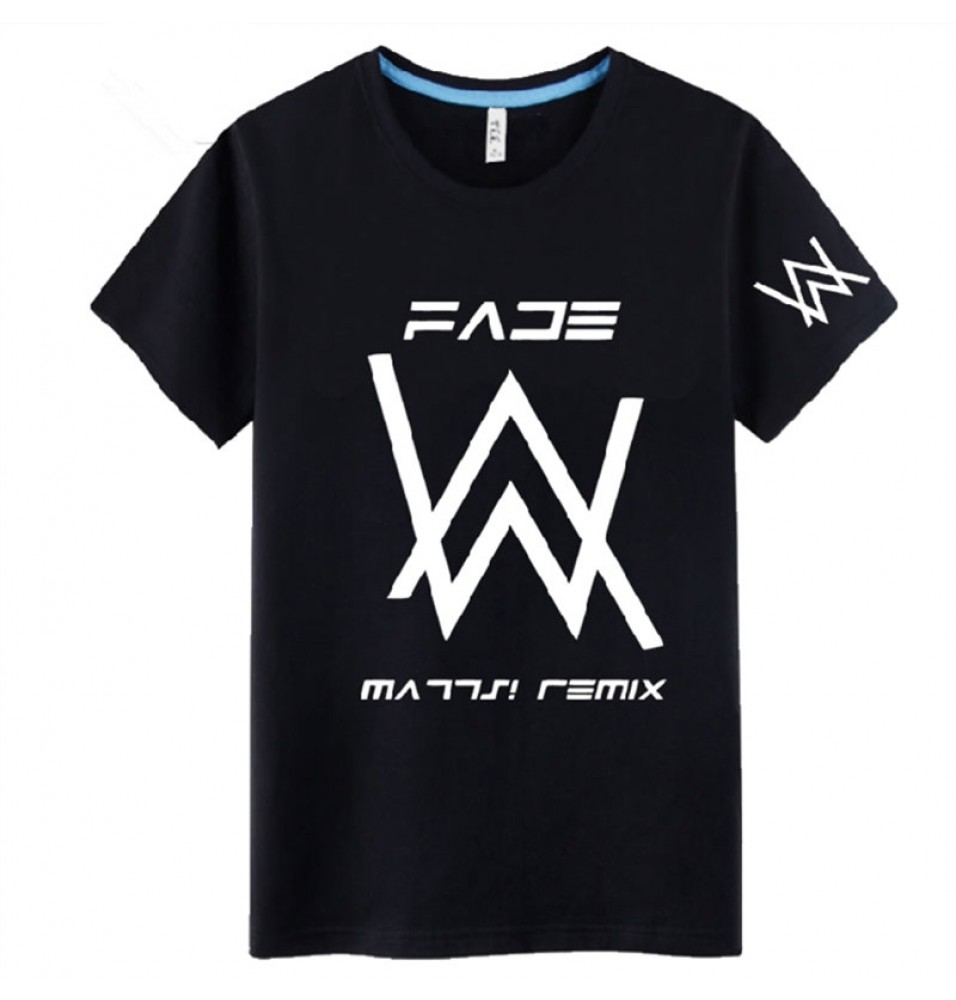 Alan Walker Faded Same Men Short Sleeve T-shirt Tee Shirt