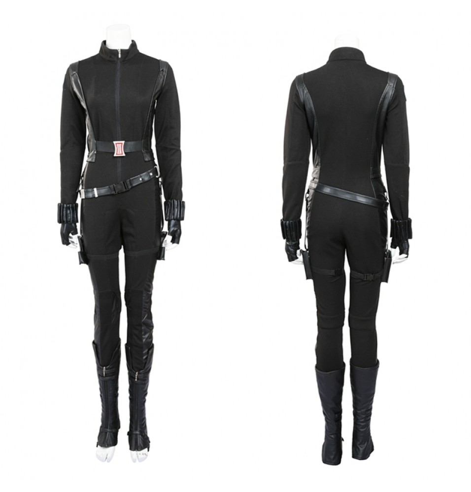 Black Widow Cosplay Costume Natasha Romanoff Costume