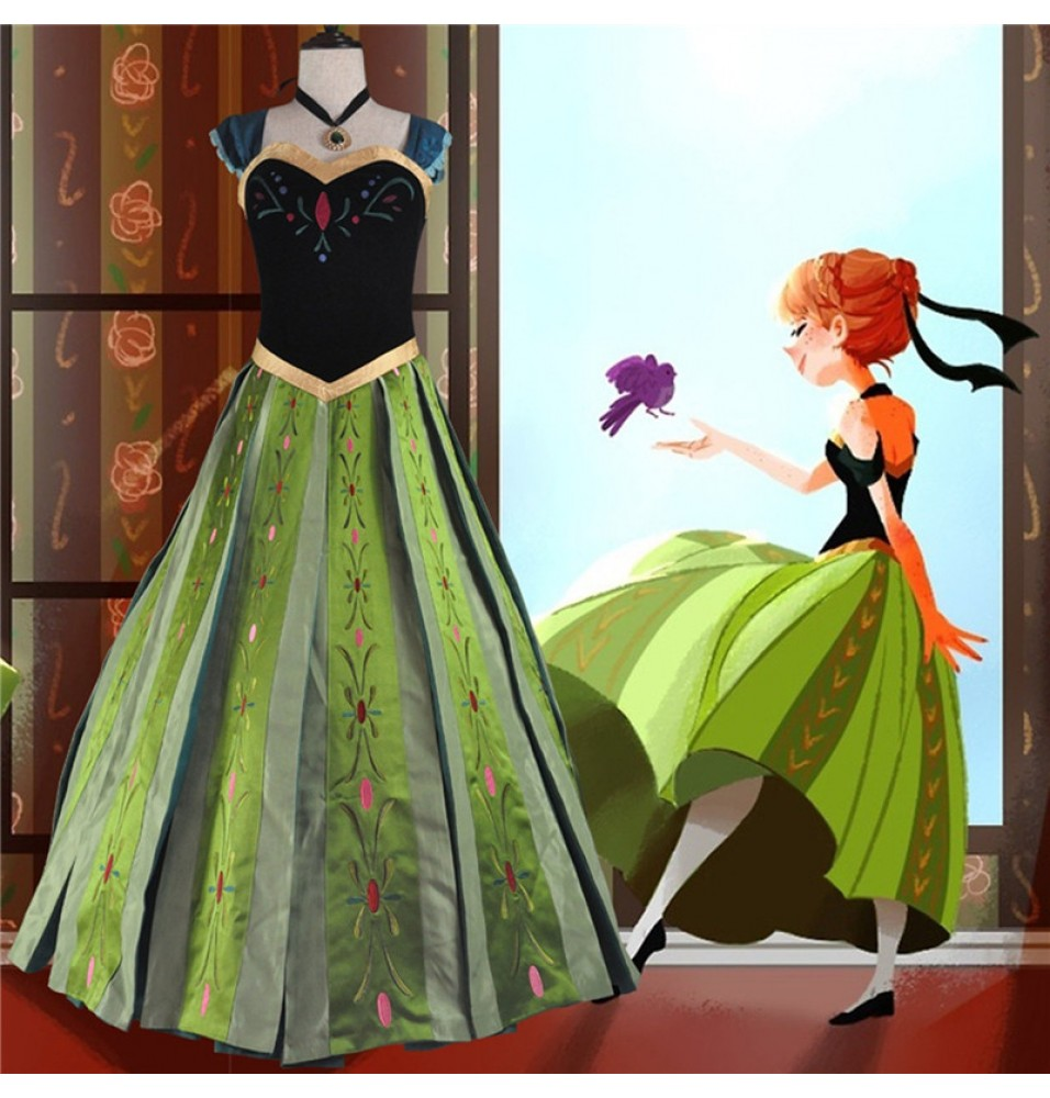 Buy Disney Princess Costumes, Disney Princess Dresses Sale - TimeCosplay