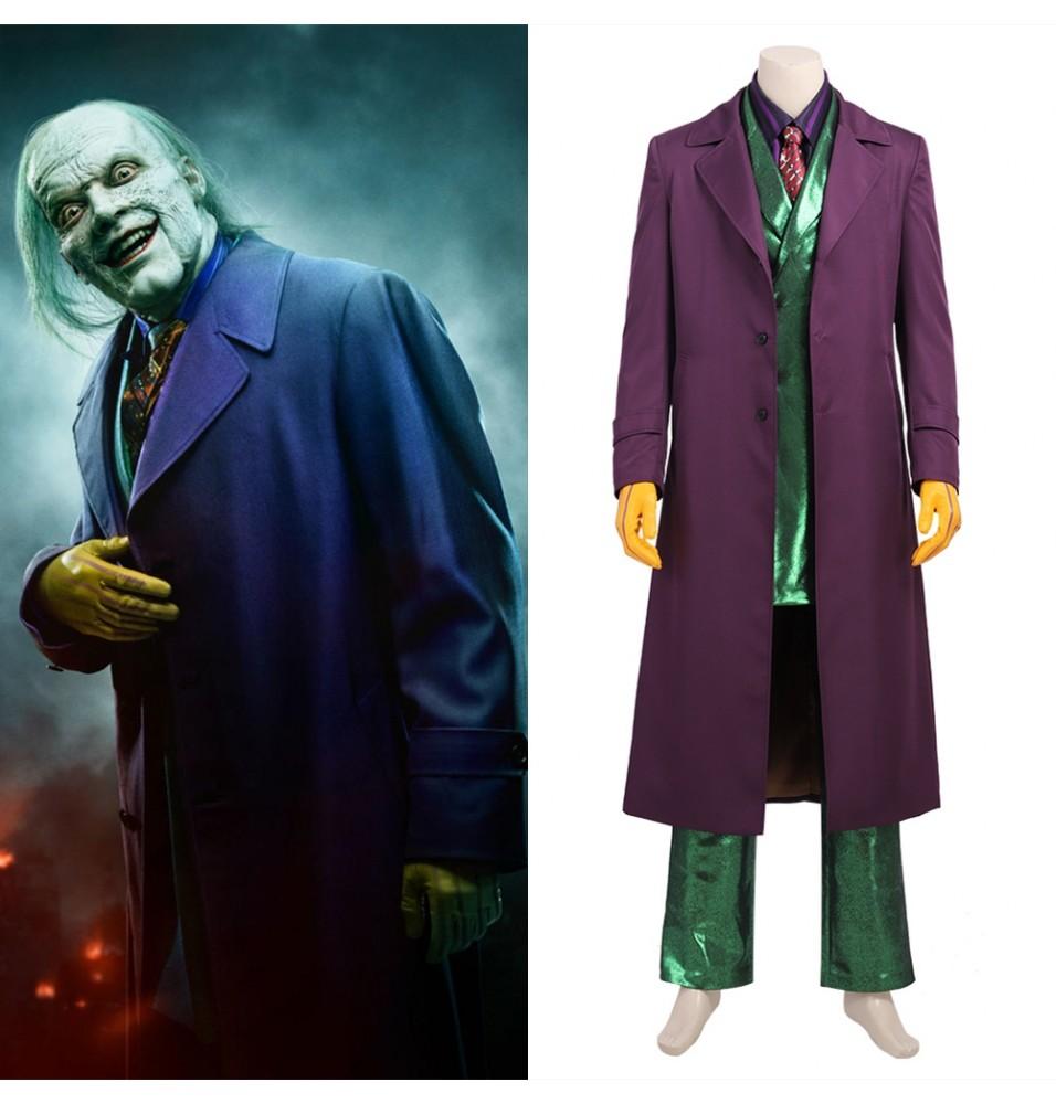 Gotham Season 5 Joker Cosplay Costume
