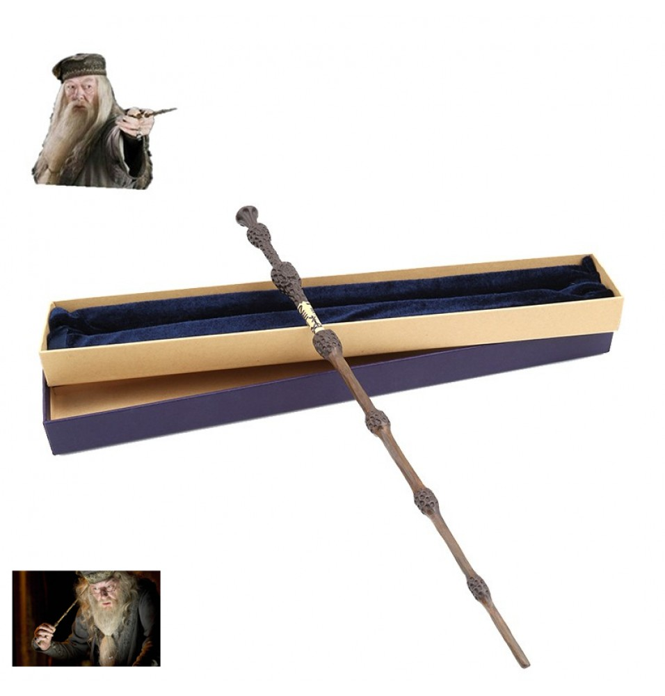 Harry Potter Movie Albus Dumbledore Magic Wand