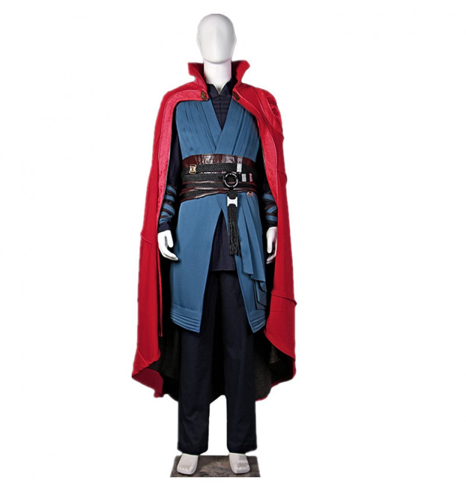 Movie Doctor Strange Stephen Vincent Strange Cosplay Costumes