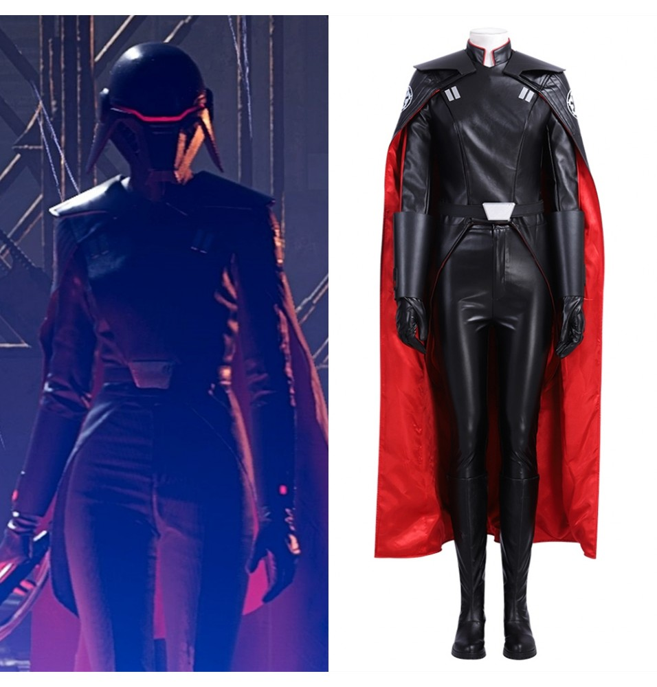 Star Wars Jedi: Fallen Order The Second Sister Cosplay Costume