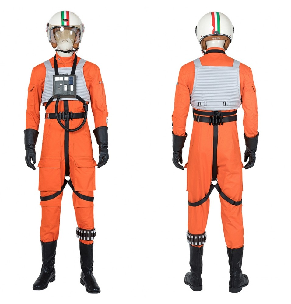 Star Wars Squadrons Cosplay Costume
