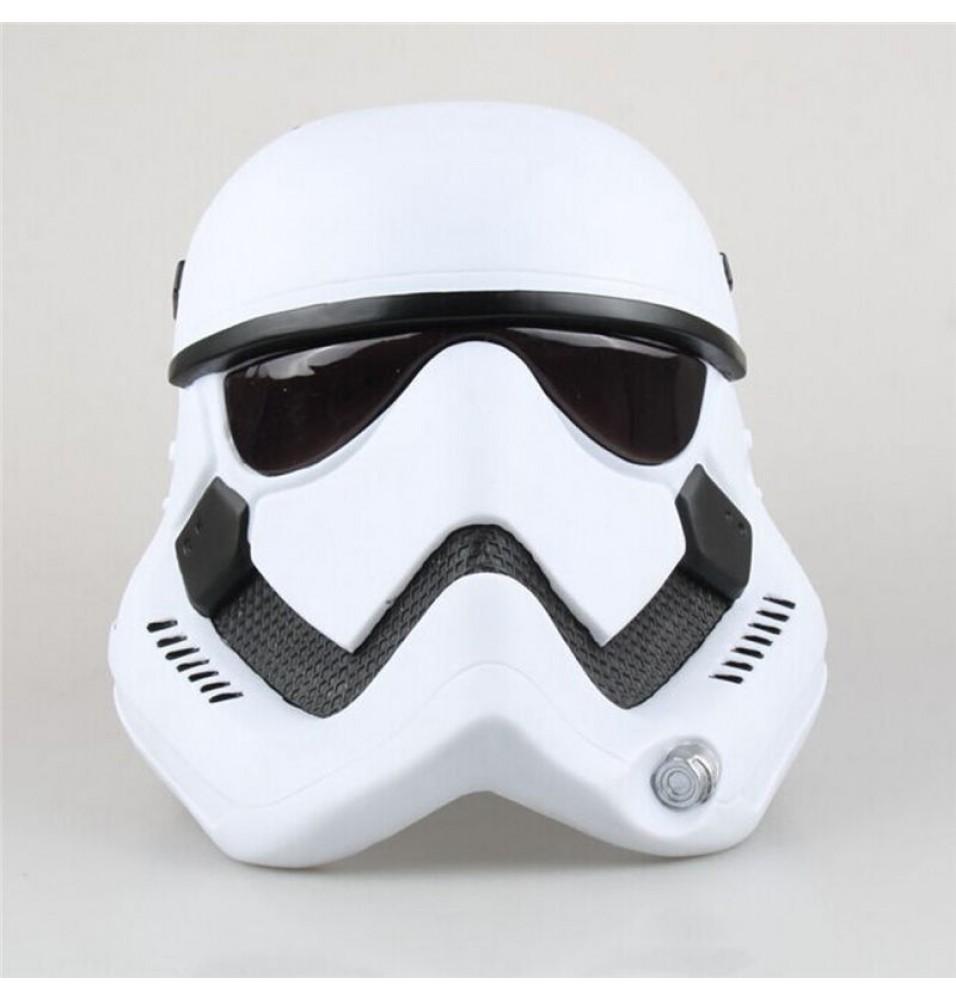 Star Wars:The Force Awakens First Order Stormtrooper Cosplay Helmet