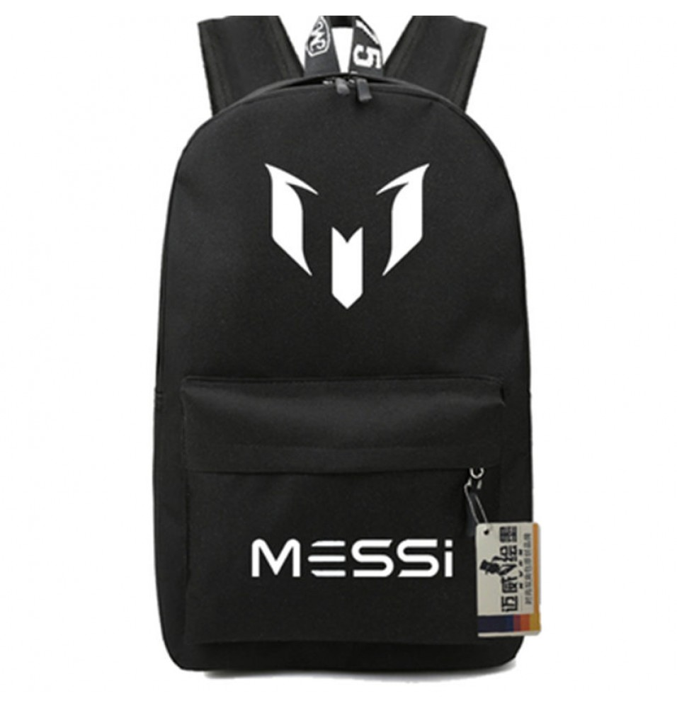 Timecosplay FC Barcelona Messi School bag Backpack