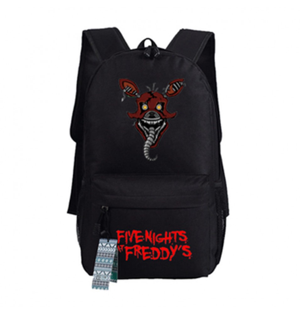 Timecosplay Five Nights at Freddys4 images Schoolbag Backpack