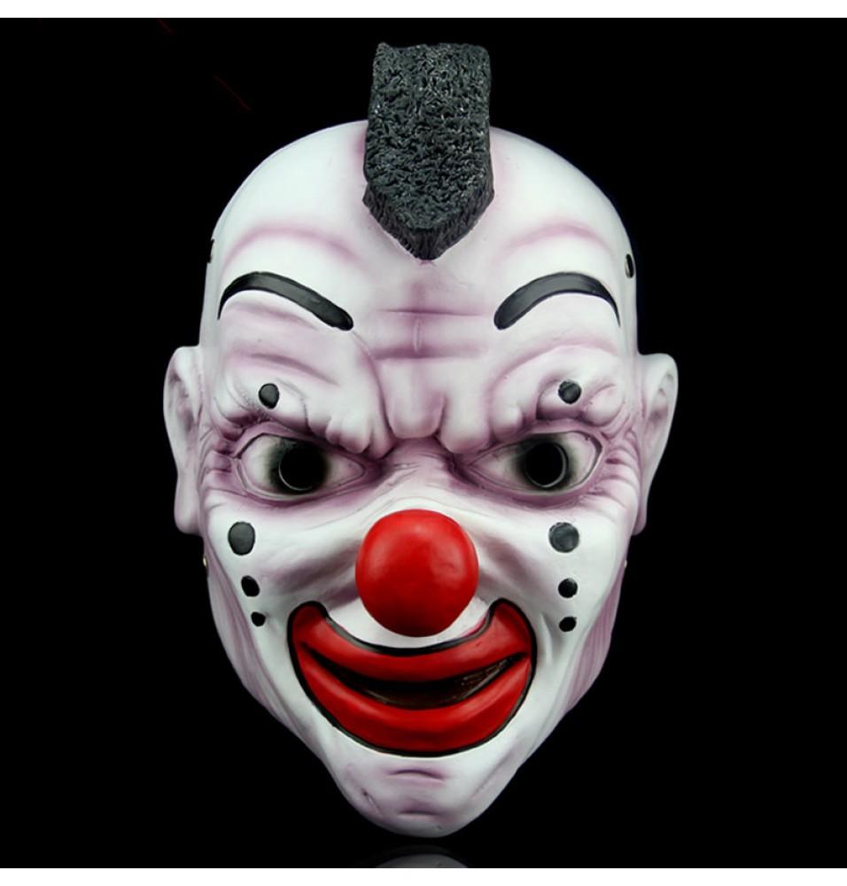 Timecosplay Slipknot Shawn Crahan Resin Mask Halloween Cosplay