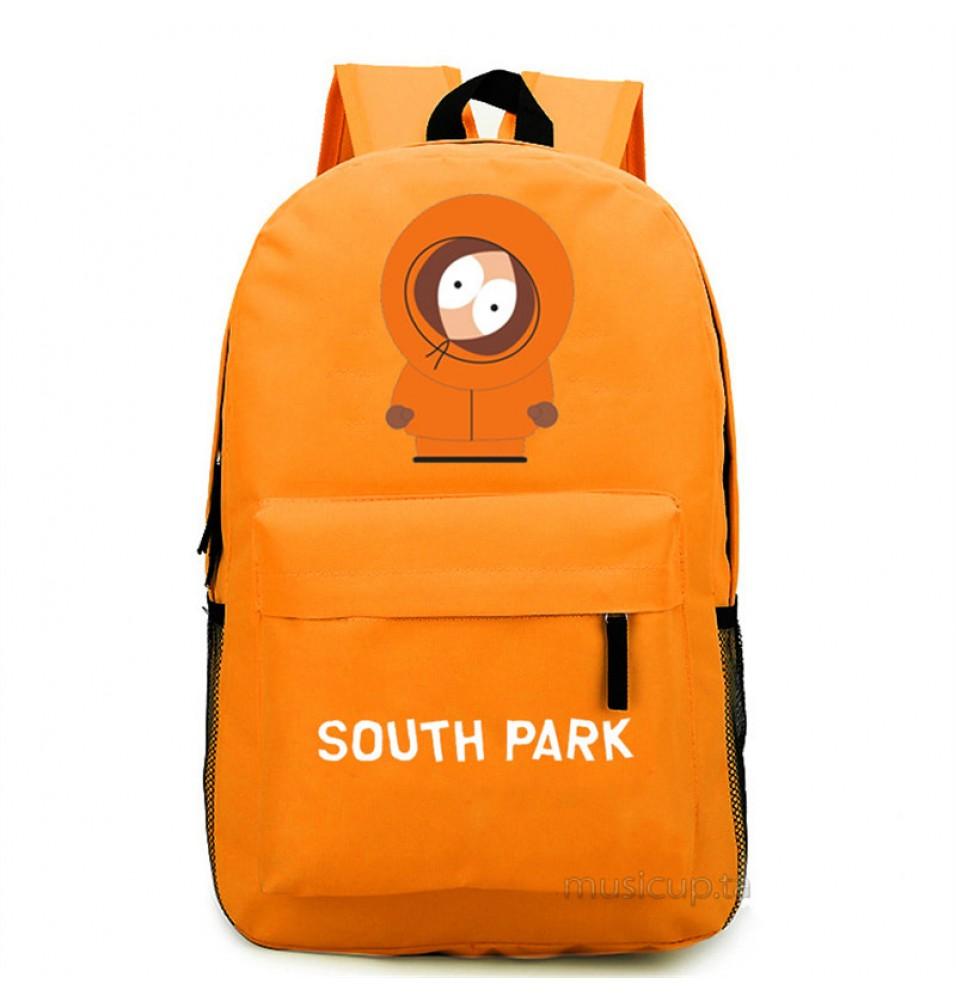 Timecosplay South Park Kenny McCormick Shoulders Bag Schoolbag Backpack