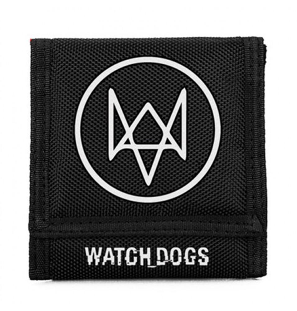 Watch Dogs Velcro Wallet